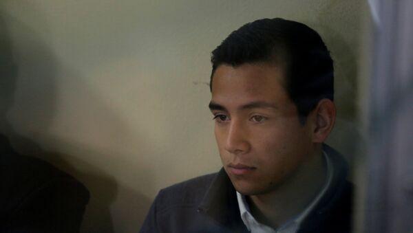Jose Manuel, hijo de Jimmy Morales, presidente de Guatemala - Sputnik Mundo