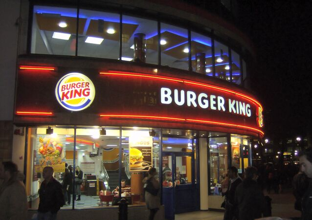 Un local de Burger King