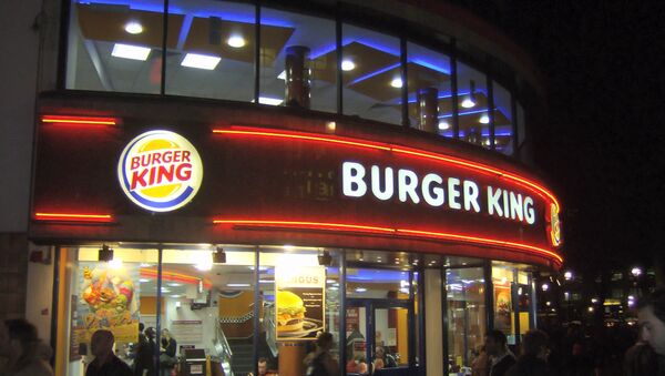 Un local de Burger King - Sputnik Mundo