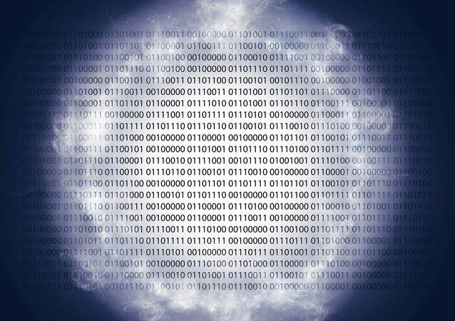 Código binario (imagen referencial)