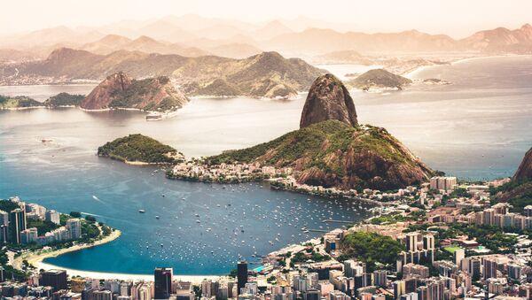 Río de Janeiro, Brasil (archivo) - Sputnik Mundo