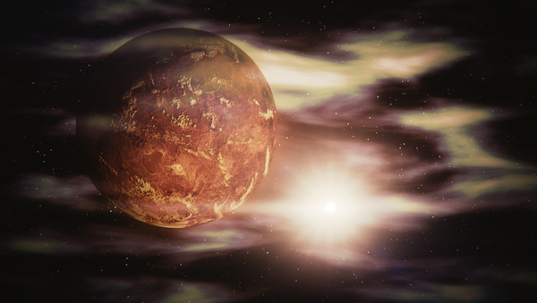 Venus (imagen ilustrativa) - Sputnik Mundo