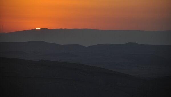 Desierto - Sputnik Mundo