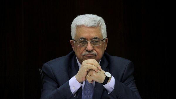 Mahmud Abás, líder palestino - Sputnik Mundo