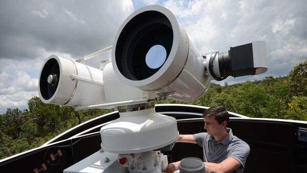 Sistema de monitoreo Glonass - Sputnik Mundo