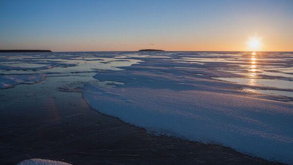 El Norte de Rusia: El Lago Onega - Sputnik Mundo