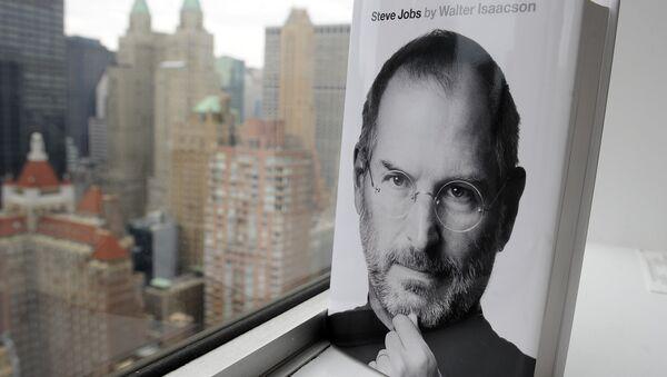 A biography of Steve Jobs - Sputnik Mundo