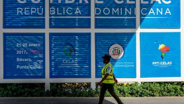 Cumbre de CELAC en República Dominicana - Sputnik Mundo