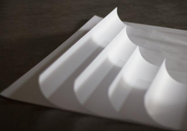 Rollos de papel (archivo)
