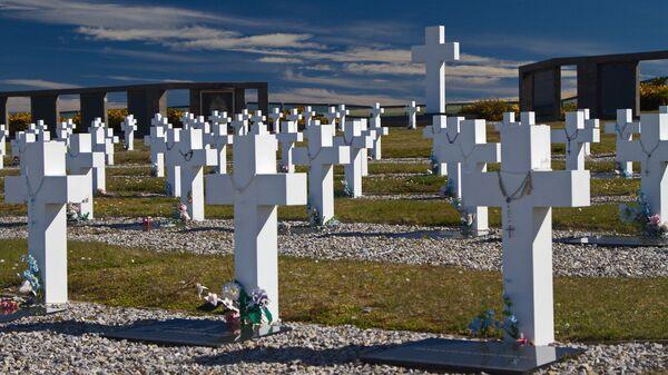 Cementerio de Darwin - Sputnik Mundo