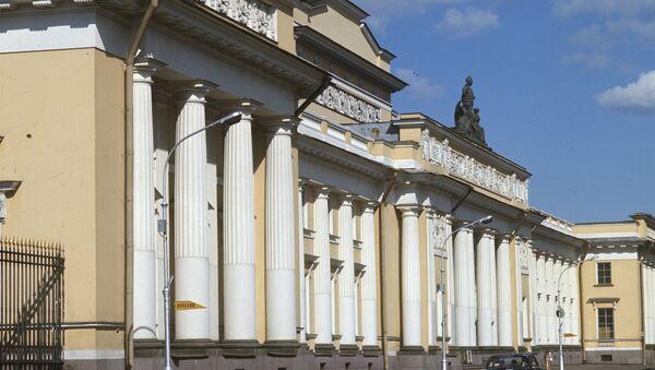 Museo Ruso de Etnografía de San Petersburgo (archivo) - Sputnik Mundo