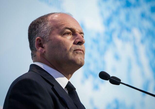Víctor Pinchuk, empresario ucraniano