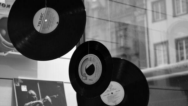 Tres discos de vinilo - Sputnik Mundo
