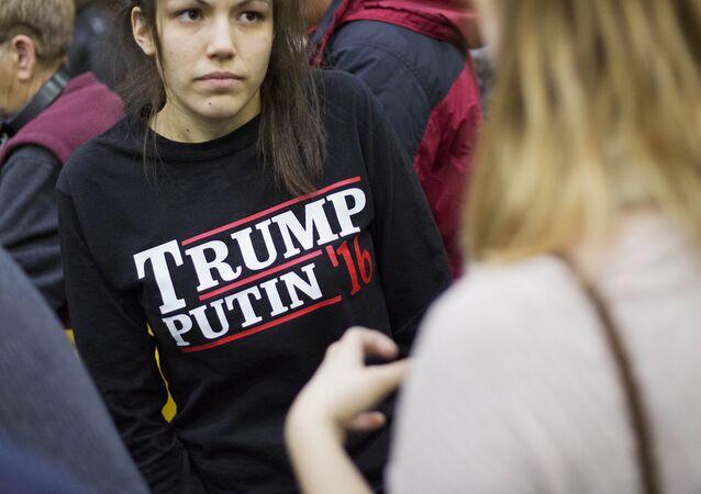 Trump Putin 2016