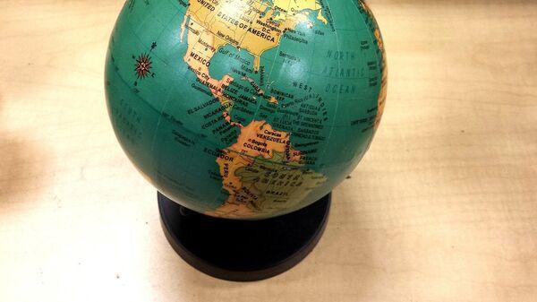 Globo terráqueo (imagen referencial) - Sputnik Mundo