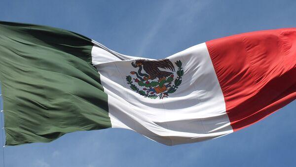 La bandera de México (archivo) - Sputnik Mundo