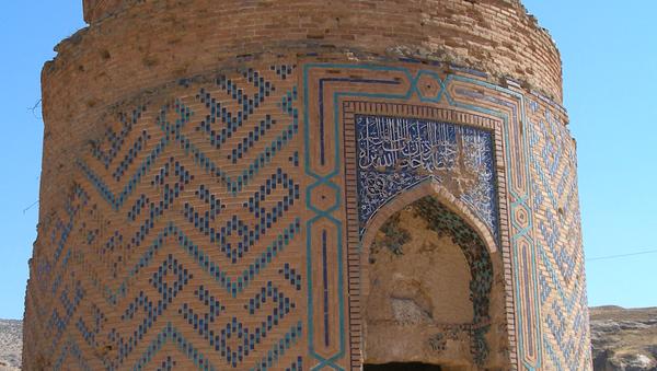 Zeynel Bey Mausoleum, Hasankeyf - Sputnik Mundo