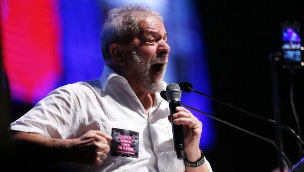 Luiz Inácio Lula da Silva, expresidente brasileño (archivo) - Sputnik Mundo