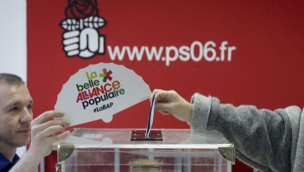Las elecciones primarias del gobernante Partido Socialista - Sputnik Mundo