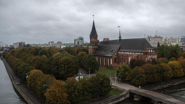 Ciudad rusa de Kaliningrado - Sputnik Mundo