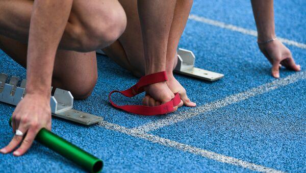 Juegos paralímpicos rusos (archivo) - Sputnik Mundo