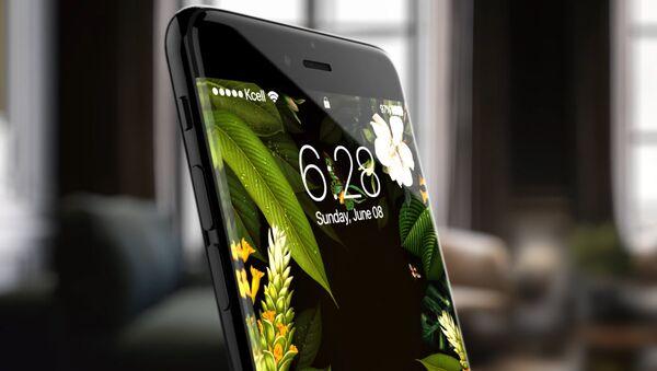 Diseño conceptual del iPhone 8 - Sputnik Mundo