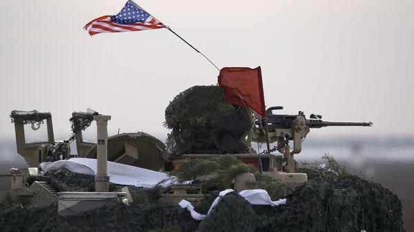 Ejercicios de la OTAN en Polonia - Sputnik Mundo
