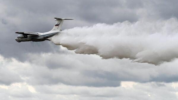 Il-76 - Sputnik Mundo