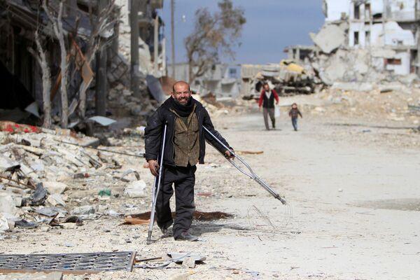 El día a día en un Alepo en paz - Sputnik Mundo