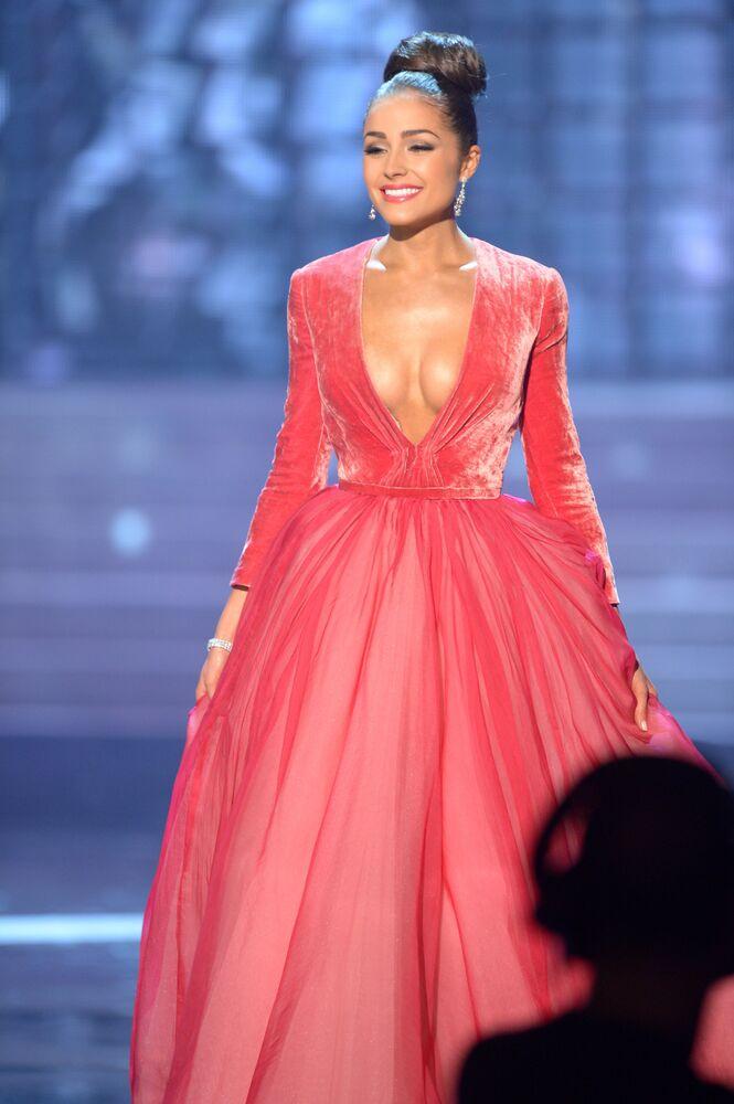 Olivia Culpo, de Estados Unidos, Miss Universo 2012