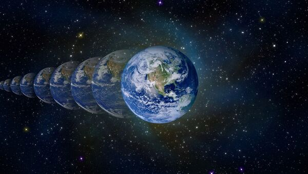 Planeta Tierra en el tiempo - Sputnik Mundo