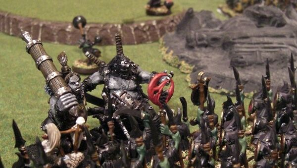 Muñecos de Warhammer - Sputnik Mundo