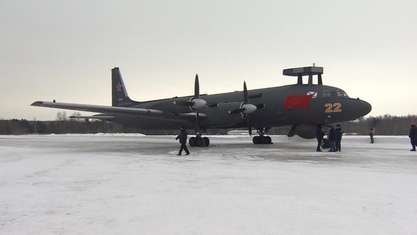 Un avión de guerra antisubmarino Il-38N recibe nuevo nombre - Sputnik Mundo