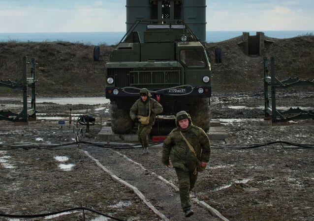 S-400 en Crimea