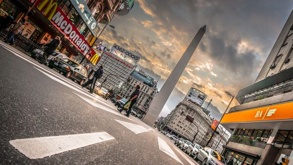 Buenos Aires, la capital de Argentina (imagen referencial) - Sputnik Mundo