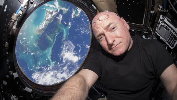 Scott Kelly, astronauta estadounidense - Sputnik Mundo