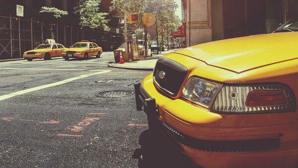 Taxi - Sputnik Mundo