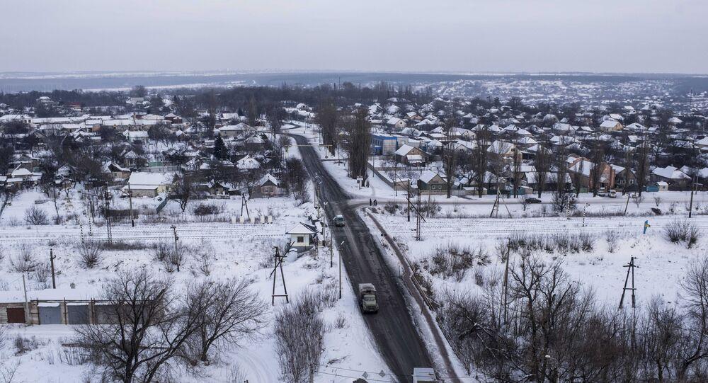 La ciudad de Avdéevka