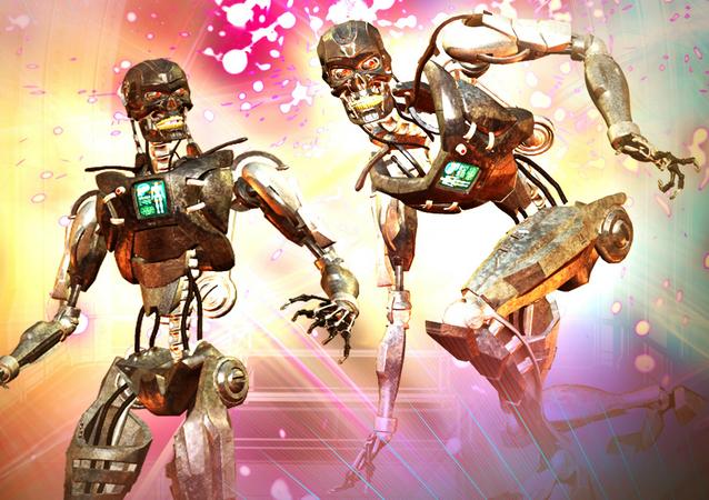 Los cíborgs (ilustración)
