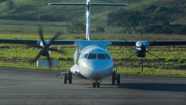 Avión ATR 72-600 - Sputnik Mundo