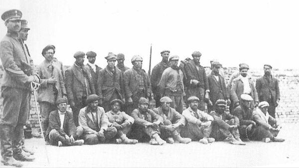 Soldados en la Patagonia Rebelde - Sputnik Mundo