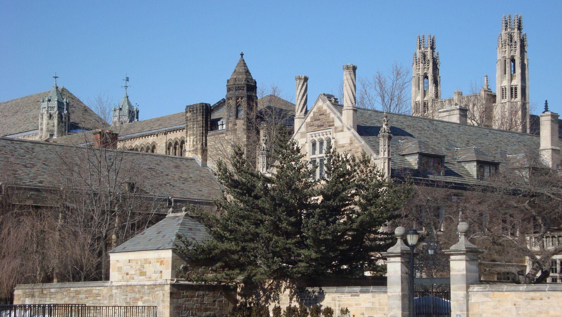 La Universidad de Yale  - Sputnik Mundo, 1920, 03.02.2021
