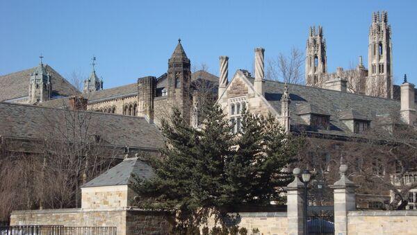 La Universidad de Yale  - Sputnik Mundo