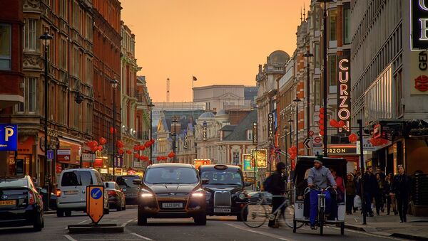 Londres, Reino Unido - Sputnik Mundo