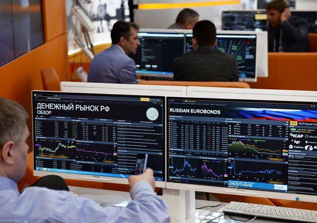 Economistas rusos (imagen referencial)
