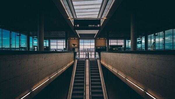 Un aeropuerto - Sputnik Mundo