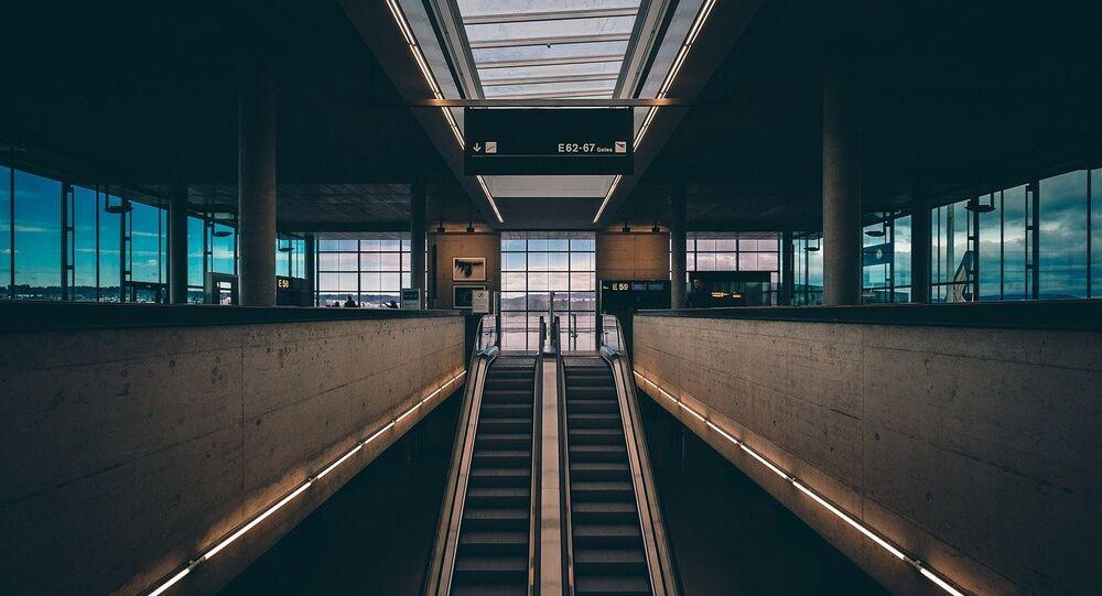 Un aeropuerto (imagen referencial)