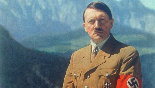 Adolf Hitler en el documental 'Hitler in Colour', 2005 - Sputnik Mundo