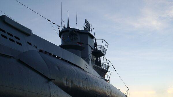 Un submarino alemán - Sputnik Mundo