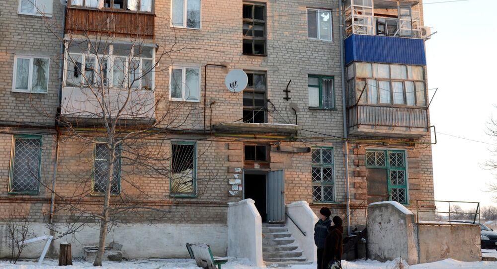 Situación en Donbás (archivo)